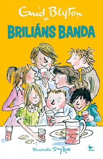 BRILIÁNS BANDA - Ebook - BLYTON, ENID