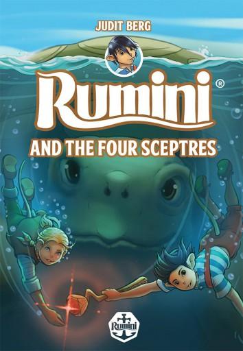 RUMINI AND THE FOUR SCAPTERS - Ekönyv - BERG JUDIT