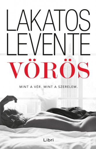 VÖRÖS - Ekönyv - LAKATOS LEVENTE