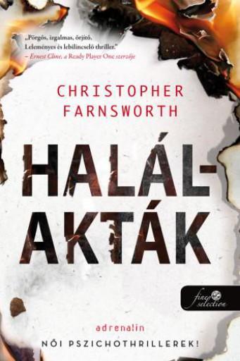 HALÁLAKTÁK - Ekönyv - FARNSWORTH , CHRISTOPHER