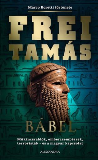 BÁBEL - Ebook - FREI TAMÁS