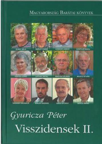 VISSZIDENSEK II. - Ekönyv - GYURICZA PÉTER