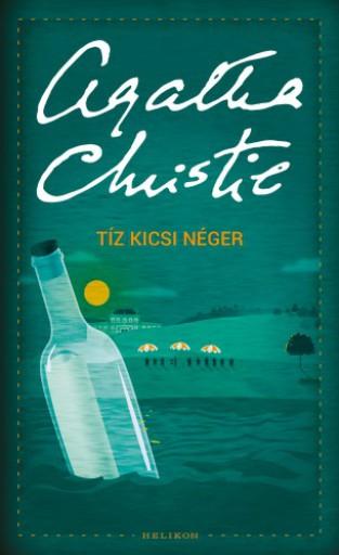 Tíz kicsi néger - Ekönyv - Agatha Christie