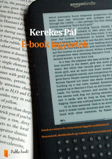 E-book jegyzetek - Ekönyv - Kerekes Pál