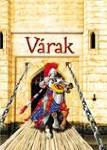 VÁRAK (KIS KÖNYVÁR) - Ekönyv - TURNBULL, STEPHANIE