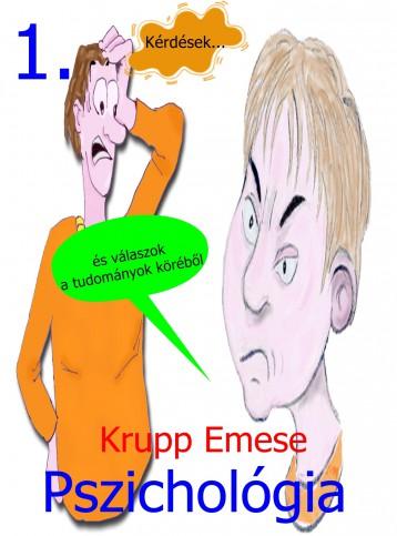Pszichológia - Ebook - Krupp Emese