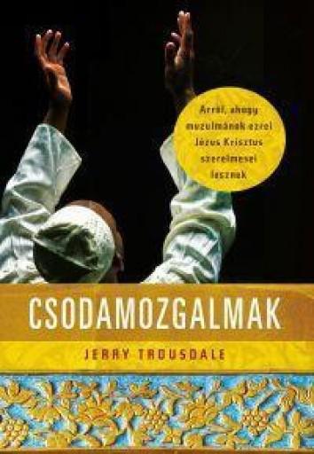 CSODAMOZGALMAK - Ekönyv - TOUSDALE, JERRY