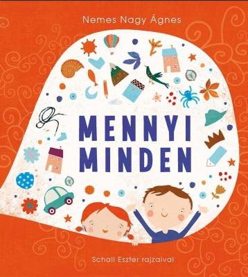 MENNYI MINDEN - Ekönyv - NEMES NAGY ÁGNES