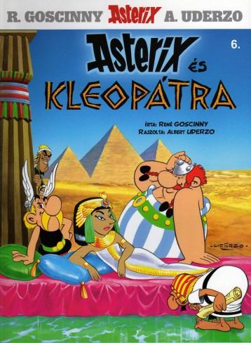ASTERIX ÉS KLEOPÁTRA - ASTERIX 6. (ÚJ!!) - Ekönyv - GOSCINNY, R.-UDERZO, A.
