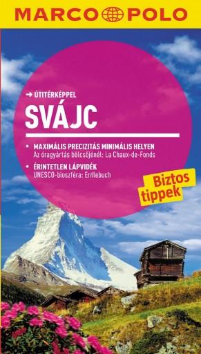 SVÁJC - ÚJ MARCO POLO (2014) - Ekönyv - CORVINA KIADÓ