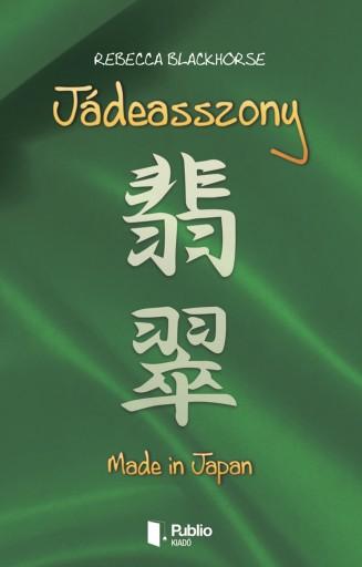 Jádeasszony - Ekönyv - Rebecca Blackhorse