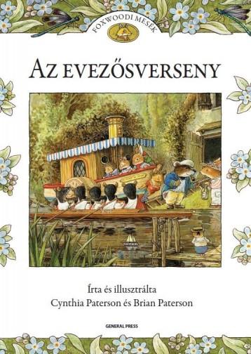 AZ EVEZŐSVERSENY - FOXWOODI MESÉK - Ekönyv - PATERSON, CYNTHIA ÉS BRIAN