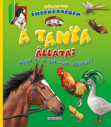 A tanya állatai - Ablakos érdekességek - Ekönyv - NAPRAFORGÓ KÖNYVKIADÓ