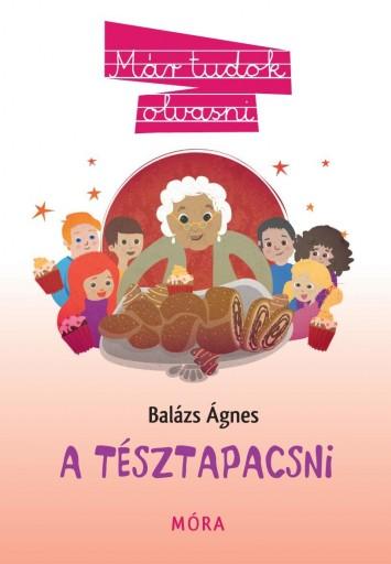 A TÉSZTAPACSNI - MÁR TUDOK OLVASNI! - Ekönyv - BALÁZS ÁGNES