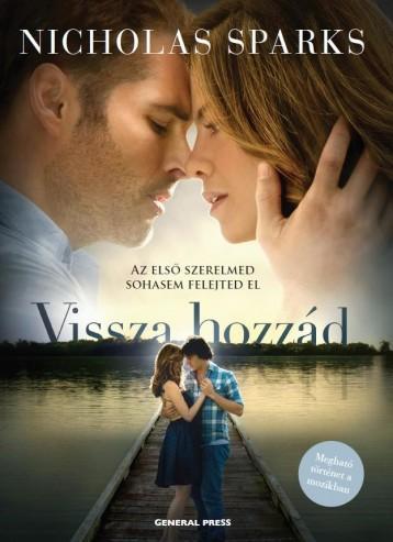 VISSZA HOZZÁD - FŰZÖTT - Ekönyv - SPARKS, NICHOLAS