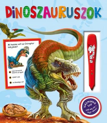 DINOSZAURUSZOK (ELEKTRONIKUS TOLLAL!) - Ekönyv - TÓTHÁGAS KIADÓ