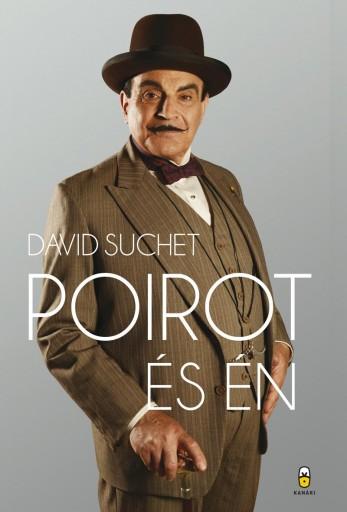POIROT ÉS ÉN - Ekönyv - SUCHET, DAVID