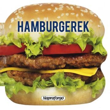 Formás szakácskönyvek - Hamburgerek - Ekönyv - NAPRAFORGÓ KÖNYVKIADÓ