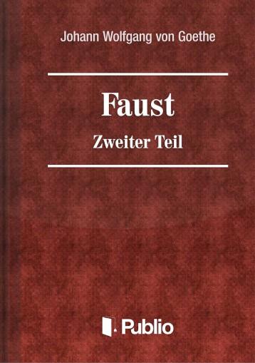 Faust - Zweiter Teil - Ebook - Johann Wolfgang von Goethe