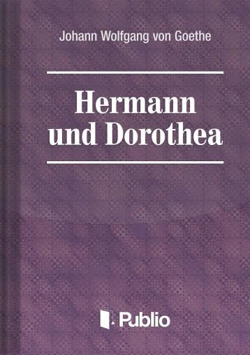 Hermann und Dorothea - Ekönyv - Johann Wolfgang von Goethe