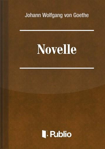 Novelle - Ekönyv - Johann Wolfgang von Goethe