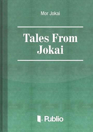 Tales From Jókai - Ekönyv - Mór Jókai
