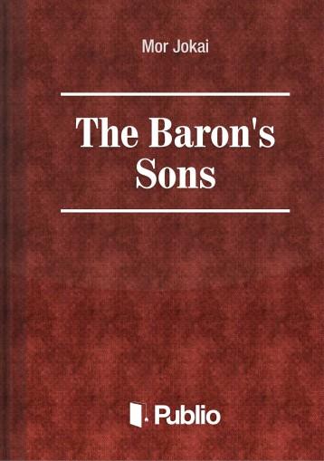 The Baron\'s Sons - Ebook - Mór Jókai