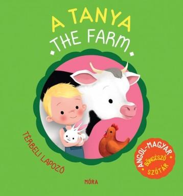 A TANYA - THE FARM - TÉRBELI LAPOZÓ, ANGOL-MAGYAR BÖNGÉSZŐ SZÓTÁR - Ekönyv - BRUNNELIÉRE, LUCIE