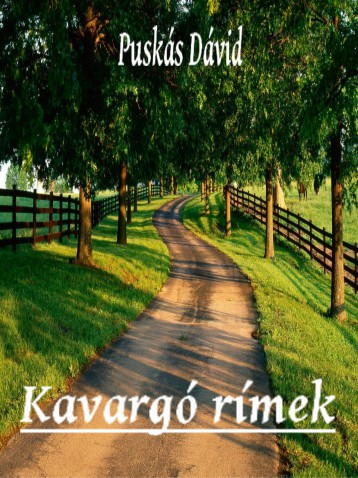 Kavargó rímek - Ekönyv - Puskás Dávid