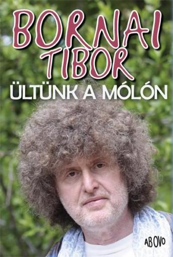 ÜLTÜNK A MÓLÓN - Ekönyv - BORNAI TIBOR