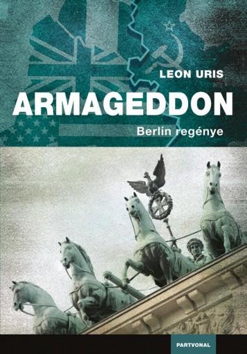 ARMAGEDDON - BERLIN REGÉNYE - Ekönyv - URIS, LEON