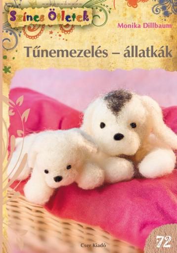 TŰNEMEZELÉS - ÁLLATKÁK - SZÍNES ÖTLETEK 72. - Ekönyv - DILLBAUM, MONIKA