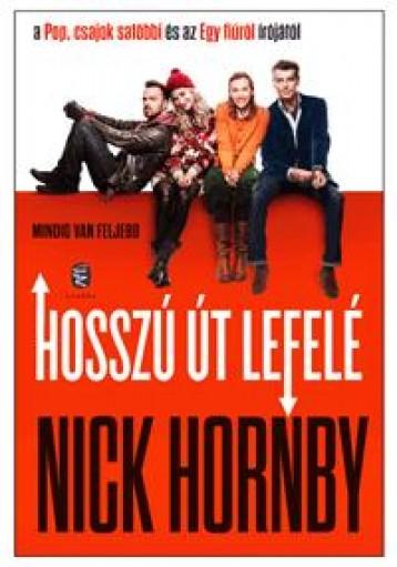 HOSSZÚ ÚT LEFELÉ (FILMES BORÍTÓ) - Ekönyv - HORNBY, NICK