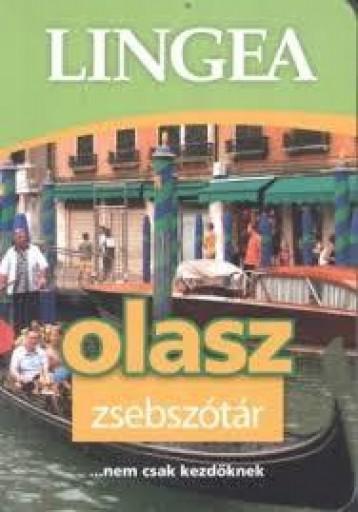 OLASZ ZSEBSZÓTÁR - Ekönyv - LINGEA KFT.