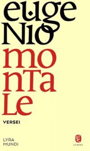 EUGENIO MONTALE VERSEI - Ekönyv - MONTALE, EUGENIO