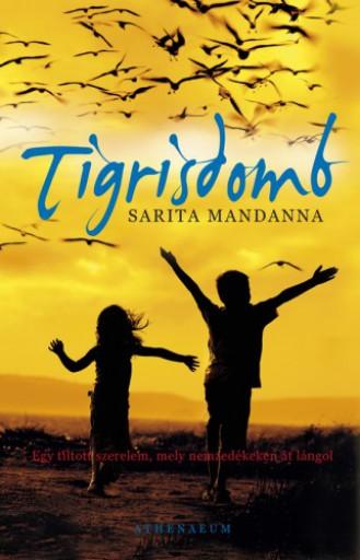 Tigrisdomb - Ekönyv - Sarita Mandanna