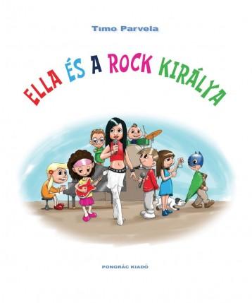 ELLA ÉS A ROCK KIRÁLYA - Ekönyv - PARVELA, TIMO