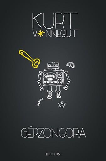 Gépzongora - Ekönyv - Kurt Vonnegut