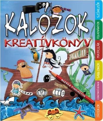 KALÓZOK - KREATÍVKÖNYV - Ebook - VENTUS LIBRO KIADÓ