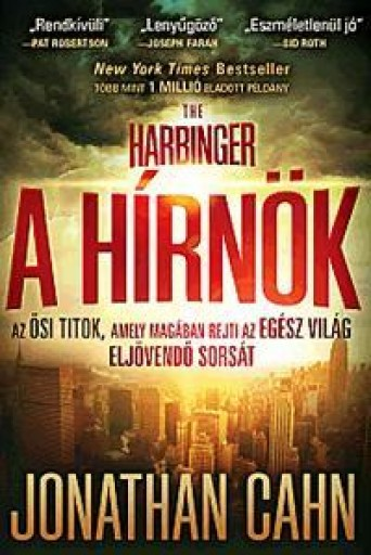 A HÍRNÖK - THE HARBINGER - Ekönyv - CHAN, JONATHAN