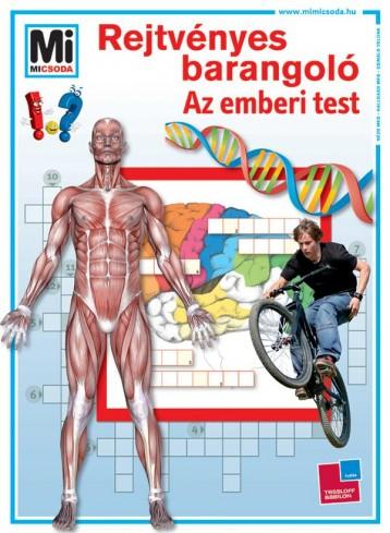 REJTVÉNYES BARANGOLÓ - AZ EMBERI TEST - Ekönyv - TESSLOFF ÉS BABILON KIADÓI KFT.