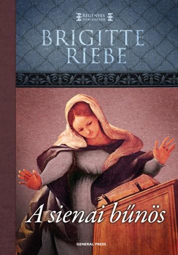 A sienai bűnös - Ekönyv - Brigitte Riebe