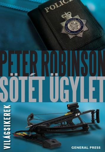 Sötét ügylet - Ekönyv - Peter Robinson