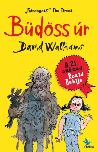 Büdöss úr - Ekönyv - David Walliams