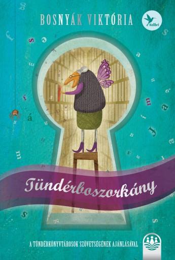 Tündérboszorkány - Ekönyv - Bosnyák Viktória