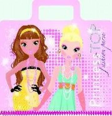 Princess TOP - My Fashion Purse - Pink - Ekönyv - NAPRAFORGÓ KÖNYVKIADÓ