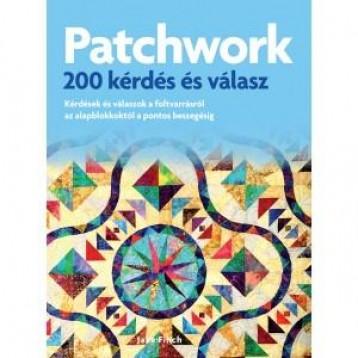 PATCHWORK - 200 KÉRDÉS ÉS VÁLASZ - Ekönyv - FINCH, JAKE