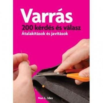 VARRÁS - 200 KÉRDÉS ÉS VÁLASZ - Ebook - IDES, NAN L.