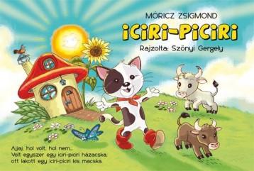 ICIRI-PICIRI - LAPOZÓ (RAJZOLTA: SZŐNYI GERGELY) - Ekönyv - MÓRICZ ZSIGMOND