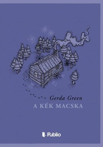 A kék macska - Ekönyv - Gerda Green